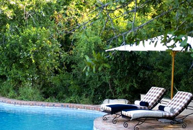 Ngala Safari Lodge Swimming pool Timbavati Game Reserve Mpumalanga South Africa Greater Kruger National Park Bookings