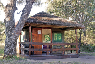 Shindzela Tented Camp Private safari tents Timbavati Game Reserve Bush Camp South Africa