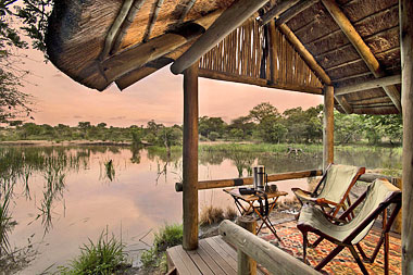 Tanda Tula Tented Safari Camp Dam view Timbavati Game Reserve Mpumalanga Luxury South African Safari