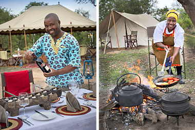 Timbavati Luxury Tented Safari Tanda Tula Field Camp Timbavati Game Reserve South Africa