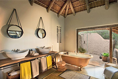 Bathroom Tent Tanda Tula Tented Safari Camp Timbavati Game Reserve Mpumalanga Luxury South African Safari
