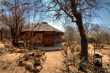 Rondavel Hut Umlani Bushcamp Timbavati Game Reserve Accommodation Safari Bookings