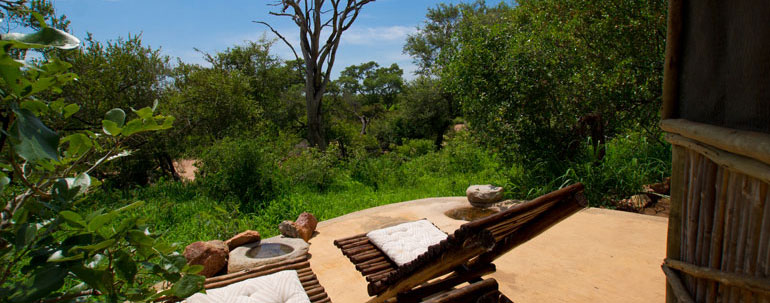 Umlani Bushcamp Timbavati Game Reserve View Rondavel Accommodation Safari Bookings