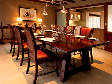Dining Room Waterbuck Private Camp Kings Camp Timbavati Game Reserve Accommodation Booking