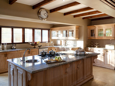 Kitchen Luxury Waterbuck Private Camp Kings Camp Timbavati Game Reserve Accommodation Booking