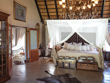 Luxury Suite Waterbuck Private Camp Kings Camp Timbavati Game Reserve Accommodation Booking