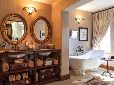 Luxury Suite Bathroom Waterbuck Private Camp Kings Camp Timbavati Game Reserve Accommodation Booking